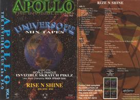 dj apollo - rise-n-shine (side a)