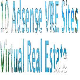 10 Adsense Virtual Real Estate Sites