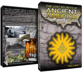 THE LOST SECRETS OF ANCIENT AMERICA VOLUME ONE-DIGITAL VERSION