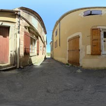 HDRI 360 042-lussan-street-shade | Other Files | Everything Else