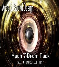 Mach 7 Drum Pack