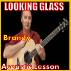 learn to play brandy by looking glass