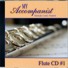 my accompanist - flute #1 - track four