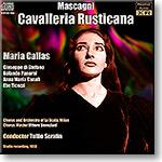 MASCAGNI Cavalleria Rusticana, Callas, Di Stefano, La Scala 1953, 16-bit mono FLAC | Music | Classical