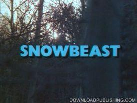 snowbeast - movie 1977 skiing mystery horror bigfoot yeti download .avi