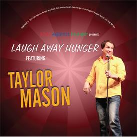 taylor mason: laugh away hunger - paco and ramone