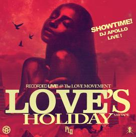 dj apollo - love's holiday mix
