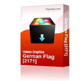 German Flag [2171] | Other Files | Graphics