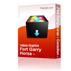 Fort Garry Horse - Canadian Army Reserve Armoured Regiment [2519] | Other Files | Graphics