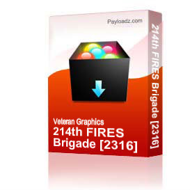 214th FIRES Brigade [2316] | Other Files | Graphics