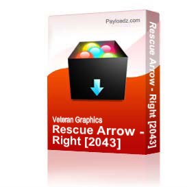 Rescue Arrow - Right [2043] | Other Files | Graphics