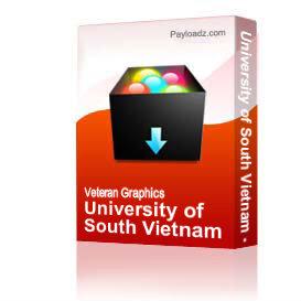 University of South Vietnam - School of Warfare [1498] | Other Files | Graphics