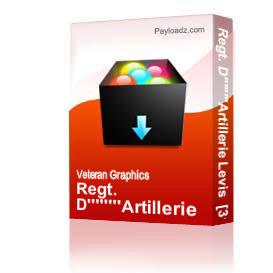Regt. D'Artillerie Levis  [3148] | Other Files | Graphics
