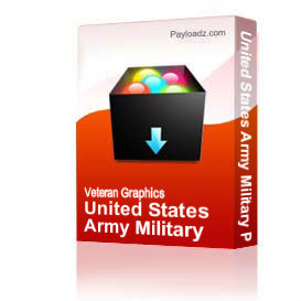 United States Army Military Police Badge [2750] | Other Files | Graphics