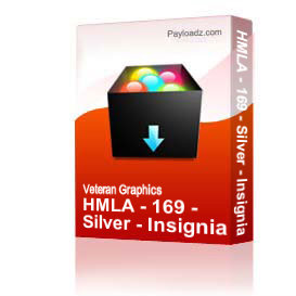 HMLA - 169 - Silver - Insignia [2778] | Other Files | Graphics