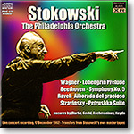 STOKOWSKI in Philadelphia, 17 December 1962, Stereo MP3 | Music | Classical
