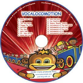 cd 2 vocalocomotion (downloadable)