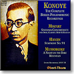 KONOYE The Complete Berlin Philharmonic Recordings, mono FLAC | Music | Classical