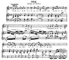 Al desio di chi t'adora (Soprano Aria). W.A.Mozart K.577, from Le Nozze di Figaro. Vocal Score (Brüll). Universal Edition UE 177 (1901) Italian | eBooks | Sheet Music