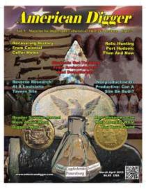 American Digger Magazine Volume 9 Issue 2 | eBooks | Travel