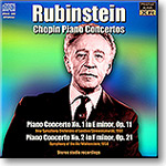 RUBINSTEIN plays the Chopin Piano Concertos, Stereo MP3 | Music | Classical