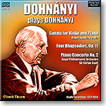 DOHNANYI plays DOHNANYI, Stereo and Ambient Stereo 16-bit FLAC | Music | Classical