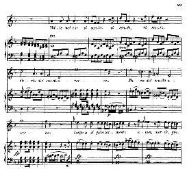 Tutte nel cor vi sento (Aria for Soprano). With recitative Estinto e Idomeneo... W.A.Mozart: Idomeneo K.366, Vocal Score. Ed. Braunschweig-Litolff 147 (1900) italian | eBooks | Sheet Music