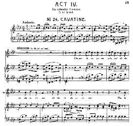 L'ho perduta, me meschina (Aria for Soprano/Mezzo). W.A.Mozart: Le Nozze di Figaro (The Marriage of Figaro), K. 492. Vocal Score (Brüll). Universal Edition UE 177 (1901) italian | eBooks | Sheet Music