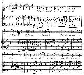 Padre! Germani! Addio! (Aria for Soprano). With recitative Quando avran fine ormai. W.A.Mozart: Idomeneo K.366, Vocal Score. Ed. Braunschweig-Litolff 147 (1900). italian   eBooks   Sheet Music