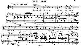 S'altro che lacrime (Soprano Aria). W.A.Mozart: La clemenza di Tito, K.621, Vocal Score. Ed. Peters Leipzig, 1870 (italian) | eBooks | Sheet Music
