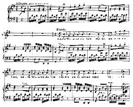 Welche Wonne, Welche Lust (Soprano Aria). W.A.Mozart: Die Entführung Aus Dem Serail, K.384, Vocal Score (G. Kogel). Ed. Peters (1881) | eBooks | Sheet Music