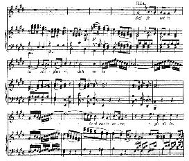 Zeffiretti lusinghieri (Soprano Aria). W.A.Mozart: Idomeneo K.366, Vocal Score. Ed. Braunschweig-Litolff 147 (1900). italian | eBooks | Sheet Music
