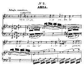 Non ho colpa, e mi condanni (Aria for Mezzo/Tenor). W.A.Mozart: Idomeneo K.366, Vocal Score. Ed. Braunschweig-Litolff 147 (1900). italian | eBooks | Sheet Music