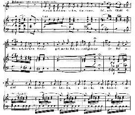 Hier soll ich dich denn sehen, Constanze (Tenor Aria). W.A.Mozart: Die Entführung Aus Dem Serail, K.384, Vocal Score (G. Kogel). Ed. Peters (1881) | eBooks | Sheet Music