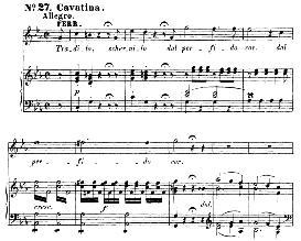 Tradito, schernito (Aria for Tenor). With recitative In qual fiero contrasto.  W.A.Mozart: Cosi fan tutte, K.588, Vocal Score (H. Levi). Universal Edition  (VA 1666),  reprint from Breitkopf (1898) Italian   eBooks   Sheet Music
