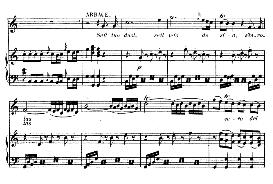 Se il tuo duol, se il mio desio (Aria for Tenor). W.A.Mozart: Idomeneo K.366, Vocal Score. Ed. Braunschweig-Litolff 147 (1900). italian | eBooks | Sheet Music