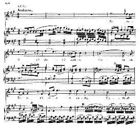 Se co là ne' fatti e scritto (Aria for Tenor). With recitative Sventurata Sidon!.  W.A.Mozart: Idomeneo K.366, Vocal Score. Ed. Braunschweig-Litolff 147 (1900). italian | eBooks | Sheet Music