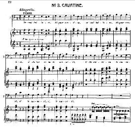Se vuol ballare, Signor contino (Aria for Bass). W.A.Mozart: Le Nozze di Figaro (The Marriage of Figaro), K. 492. Vocal Score (Brüll). Universal Edition UE 177 (1901) (Italian) | eBooks | Sheet Music