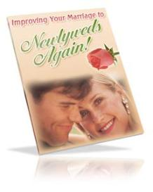 newlyweds again - improving your marriage