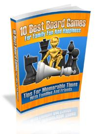 10 best board games - ebooks