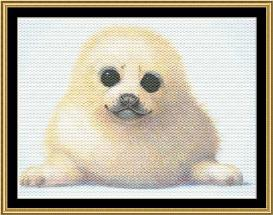 a mother's love collection seal pup