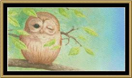 a mother's love collection owl