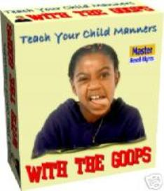 teach your child manners with the goops - mrr