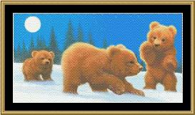a mother's love collection follow the bear