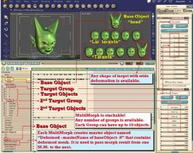 MultiMorph(Mac) | Software | Add-Ons and Plug-ins