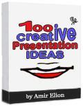 100 Creative Presentation Ideas | eBooks | Business and Money