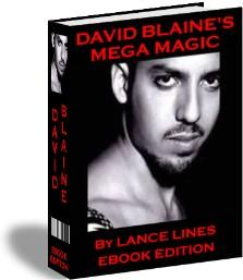david blaine megamagic
