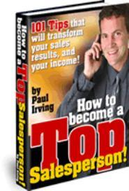 How to become a Top Salesperson | eBooks | Business and Money
