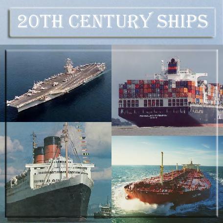 20th Century Ships Audio Books History
