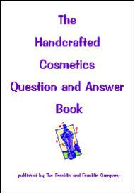 The Handcrafted Cosmetics Question and Answer Book | eBooks | Arts and Crafts